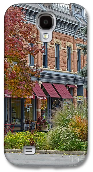 Fort Collins Photographs Galaxy S4 Cases - Miller Block Galaxy S4 Case by Keith Ducker