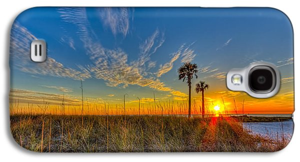 Miller Time Galaxy S4 Case by Marvin Spates
