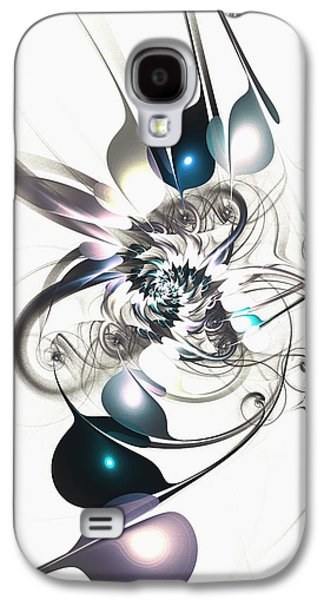 Surrealism Galaxy S4 Cases - Mimic Galaxy S4 Case by Anastasiya Malakhova