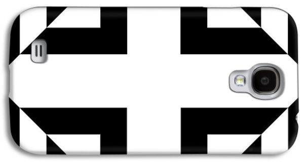 """""""square Art"""" Galaxy S4 Cases - Mind Games 34 Galaxy S4 Case by Mike McGlothlen"""