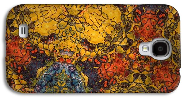 Contemplative Photographs Galaxy S4 Cases - Mindfulness Galaxy S4 Case by Denise Nickey
