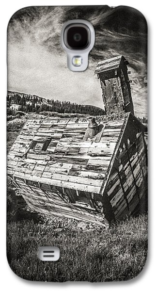 School Houses Galaxy S4 Cases - Quartz Mountain 4 Galaxy S4 Case by Yo Pedro
