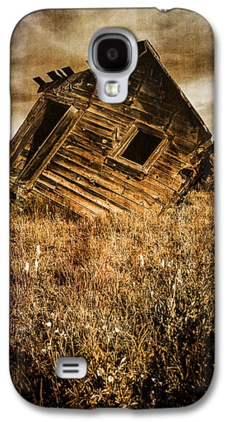 School Houses Galaxy S4 Cases - Quartz Mountain 6 Galaxy S4 Case by YoPedro