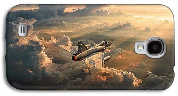 Iraq Prints Galaxy S4 Cases - Mirage Deux Mille Galaxy S4 Case by Peter Van Stigt