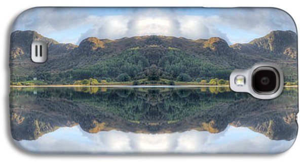 Waterscape Galaxy S4 Cases - Mirror Lake Galaxy S4 Case by Adrian Evans