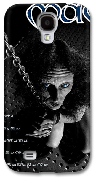 Slaves Galaxy S4 Cases - Miss May Galaxy S4 Case by Guy Pettingell