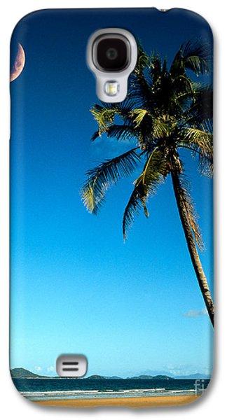 Dunk Island Galaxy S4 Cases - Mission Beach, Australia Galaxy S4 Case by Dale Boyer