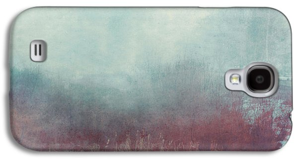 Ghastly Galaxy S4 Cases - Mist 548 Galaxy S4 Case by Violet Gray