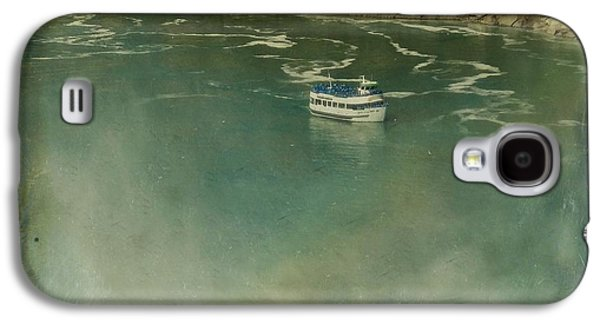 Boats On Water Galaxy S4 Cases - Misted Ride Galaxy S4 Case by Gothicolors Donna Snyder