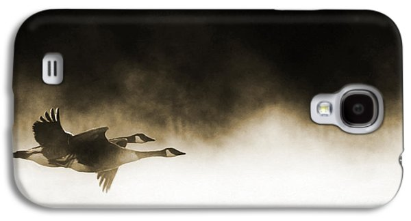 Misty Flight Galaxy S4 Case by Tim Gainey