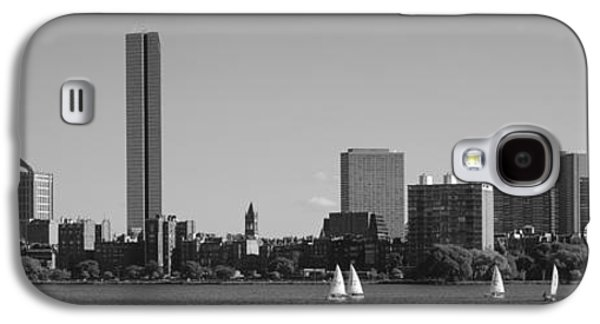 Mit Sailboats, Charles River, Boston Galaxy S4 Case by Panoramic Images