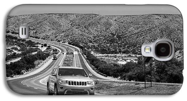 Coasting Galaxy S4 Cases - Mitchell Point I25 New Mexico             Galaxy S4 Case by Mark Goebel