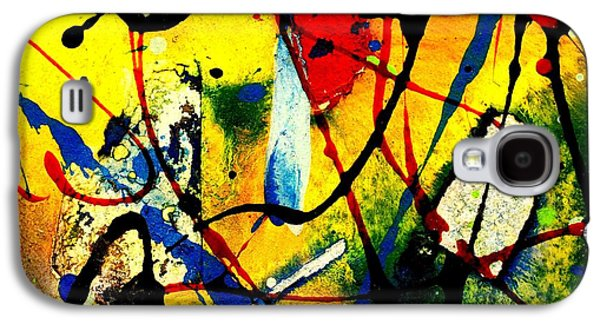 Landscape Acrylic Prints Galaxy S4 Cases - Mixed Media 104 Galaxy S4 Case by John  Nolan