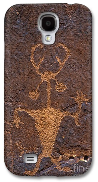 Vandalize Photographs Galaxy S4 Cases - Moab Man - FS000397 Galaxy S4 Case by Daniel Dempster