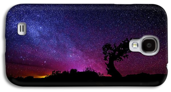 Horizon Galaxy S4 Cases - Moab Skies Galaxy S4 Case by Chad Dutson