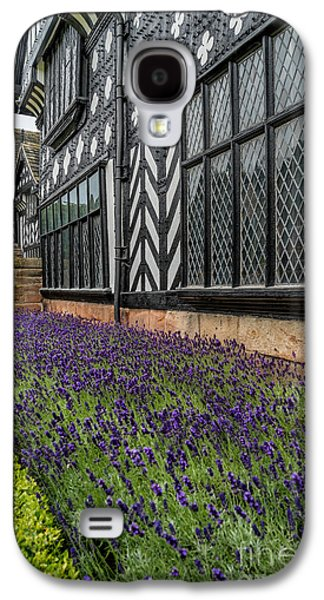 Ancient Galaxy S4 Cases - Moat of Lavender Galaxy S4 Case by Adrian Evans