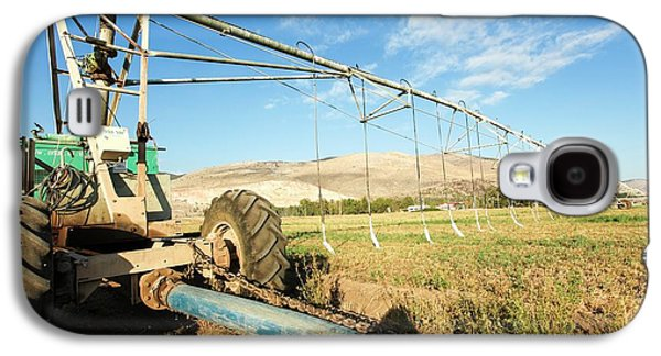 Mobile Irrigation Robot Galaxy S4 Case by Photostock-israel