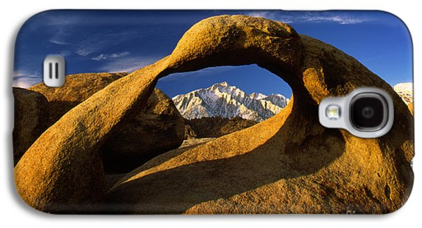 Alabama Galaxy S4 Cases - Mobius Arch Galaxy S4 Case by Inge Johnsson