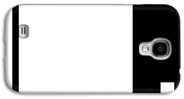 Ultra Modern Galaxy S4 Cases - Moda 1 - Modern Art By Sharon Cummings Galaxy S4 Case by Sharon Cummings