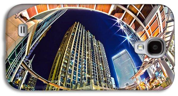 Modern Architecture In Charlotte Nc Galaxy S4 Case by Alexandr Grichenko