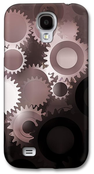 Thought Galaxy S4 Cases - Mojo Synchronicity Galaxy S4 Case by Bob Orsillo