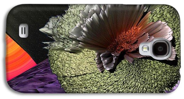 Molecular Explosion Galaxy S4 Case by Camille Lopez
