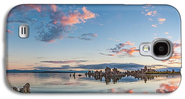 Clouds Galaxy S4 Cases - Mono Lake Morning Galaxy S4 Case by Duane Miller