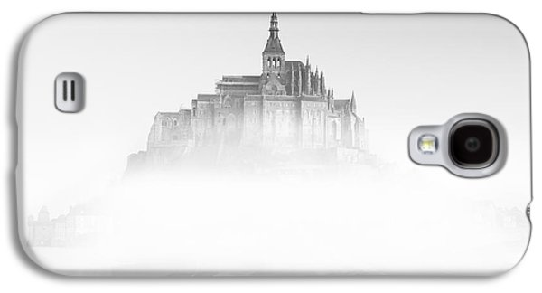 Mont Saint-michel Galaxy S4 Case by Sebastian Musial