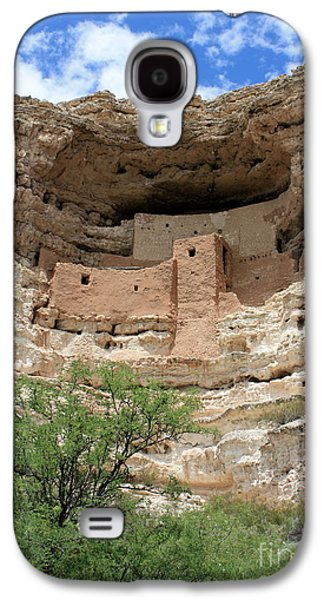 Fantasy Photographs Galaxy S4 Cases - Montezuma Castle Galaxy S4 Case by Carol Groenen