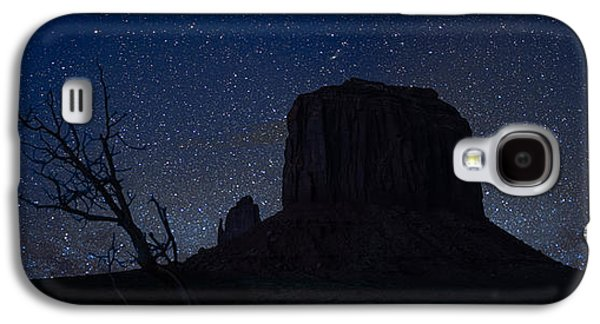Monument Galaxy S4 Cases - Monument Valley Starlight Galaxy S4 Case by Steve Gadomski