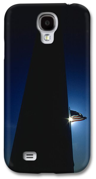 Slavery Galaxy S4 Cases - Monumental Sihouette Galaxy S4 Case by Joe  Connors