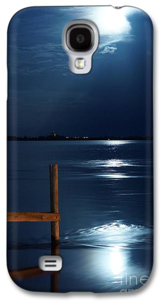 Moon River 2 Galaxy S4 Case by Lynda Dawson-Youngclaus