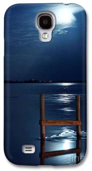 Moon River Galaxy S4 Case by Lynda Dawson-Youngclaus