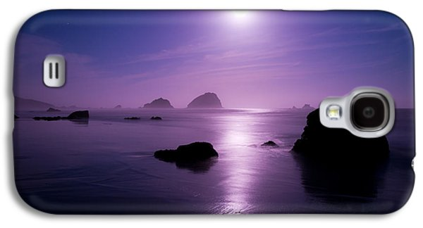 Moonlight Reflection Galaxy S4 Case by Chad Dutson
