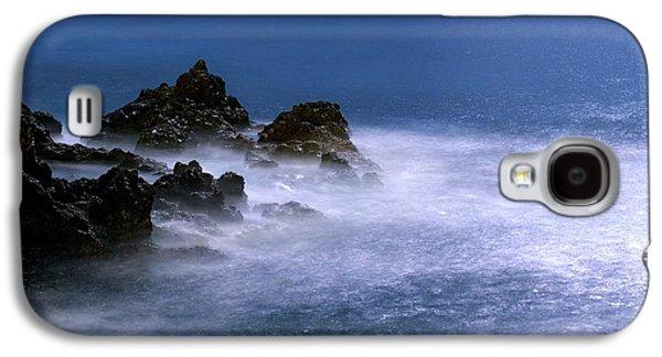 Moonlit Waves Galaxy S4 Case by Babak Tafreshi