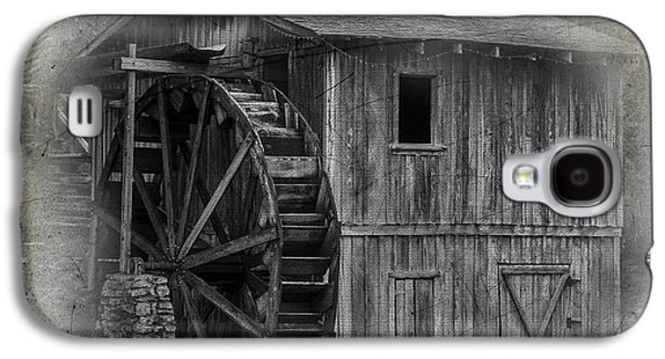 Old Mill Scenes Photographs Galaxy S4 Cases - Morgans Mill Galaxy S4 Case by Paul Freidlund