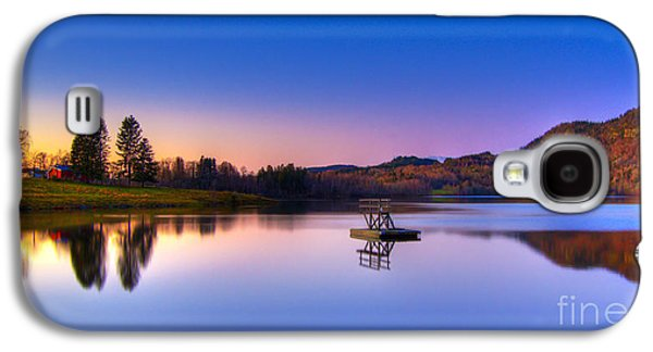 Sun Galaxy S4 Cases - Morning Glory.. Galaxy S4 Case by Nina Stavlund