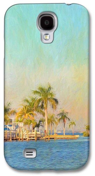 Concept Photographs Galaxy S4 Cases - Morning Has Broken Galaxy S4 Case by Kim Hojnacki