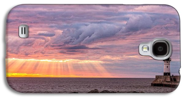 Morning Has Broken Galaxy S4 Case by Mary Amerman