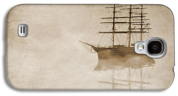 Morning Mist In Sepia Galaxy S4 Case by John Edwards