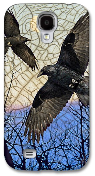 Judy Wood Galaxy S4 Cases - Morning Mists Galaxy S4 Case by Judy Wood