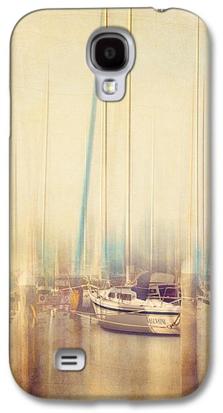 Aquatic Galaxy S4 Cases - Morning Sail Galaxy S4 Case by Amy Weiss