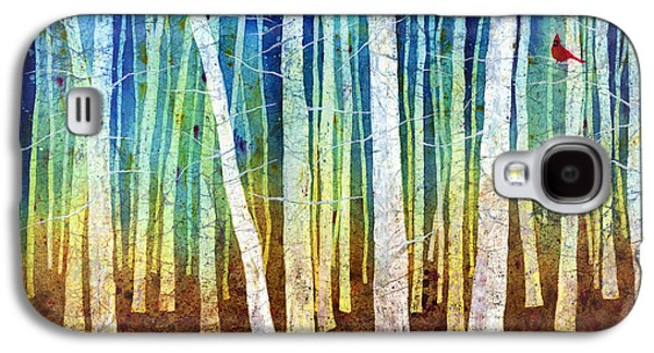Recently Sold -  - Nature Abstracts Galaxy S4 Cases - Morning Song I Galaxy S4 Case by Hailey E Herrera