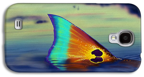 Sun Galaxy S4 Cases - Morning Stroll Galaxy S4 Case by Kevin Putman