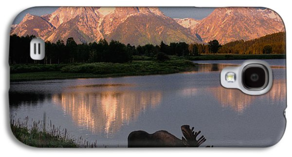 Morning Tranquility Galaxy S4 Case by Sandra Bronstein
