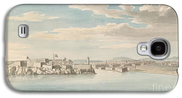 Moro Castle And Havana Galaxy S4 Case by British Library