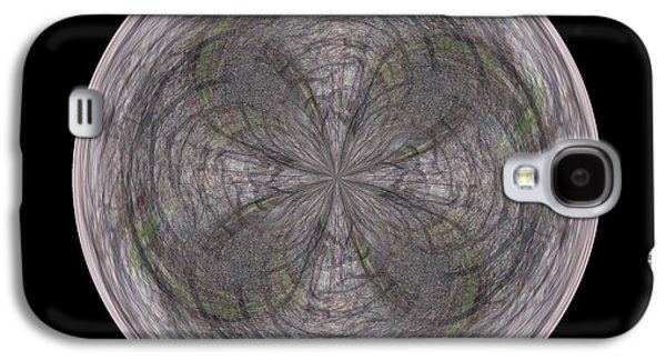Morphed Galaxy S4 Cases - Morphed Art Globe 26 Galaxy S4 Case by Rhonda Barrett