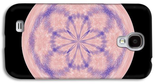 Morphed Art Globe 33 Galaxy S4 Case by Rhonda Barrett