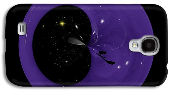 Morphed Galaxy S4 Cases - Morphed Art Globe 6 Galaxy S4 Case by Rhonda Barrett