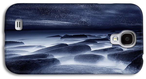 Waterscape Galaxy S4 Cases - Morpheus kingdom Galaxy S4 Case by Jorge Maia
